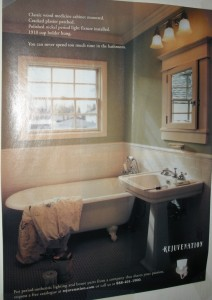 Inspiration for new Bathroom